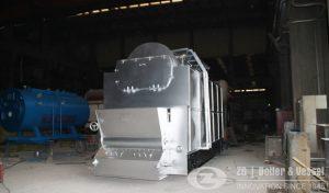 4 ton coal fired steam boiler