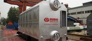 4 ton chain grate boiler