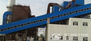 sawdust biomass steam boiler